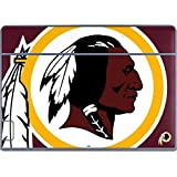 Skinit NFL Washington Redskins Galaxy Book Keyboard Folio 12in Skin - Washington Redskins Large Logo Design - Ultra Thin, Lightweight Vinyl Decal Protection