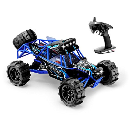 Hosim High Speed RC Climbing Truck, 50km/h 4 Wheel Drive 1:1