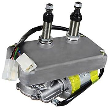 Sando SWM15609.1 - Motor limpiaparabrisas