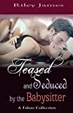 download ebook teased and seduced by the babysitter: a taboo collection pdf epub