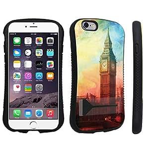 DuroCase ? Apple iPhone 6 - 4.7 inch Kickstand Case - (Big Ben London)