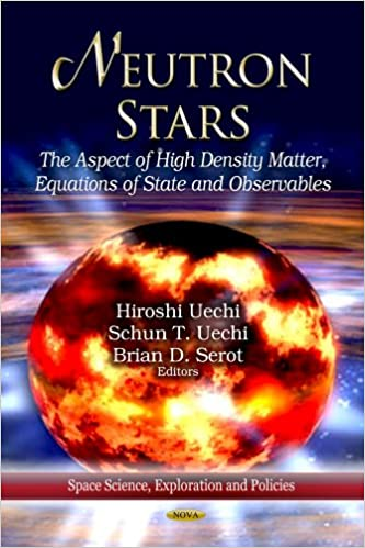 NEUTRON STARS (Space Science, Exploration and Policies: Physics Research and Technology)