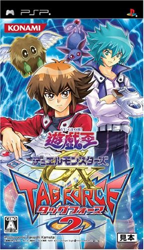 Yu-Gi-Oh! Duel Monsters GX Tagforce 2 [Japan Import] by Konami