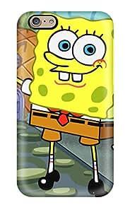 Hot Tpu Cover Case For Iphone/ 6 Case Cover Skin - Spongebob