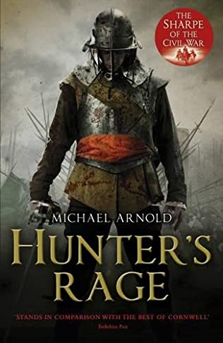 book cover of Hunter\'s Rage