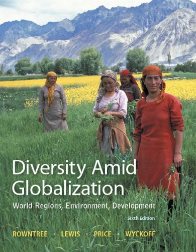 Diversity Amid Globalization: World Regions, Environment, Development Plus Mastering Geography with eText -- Access Card Package (6th Edition) (Diversity Amid Globalization World Regions Environment Development)