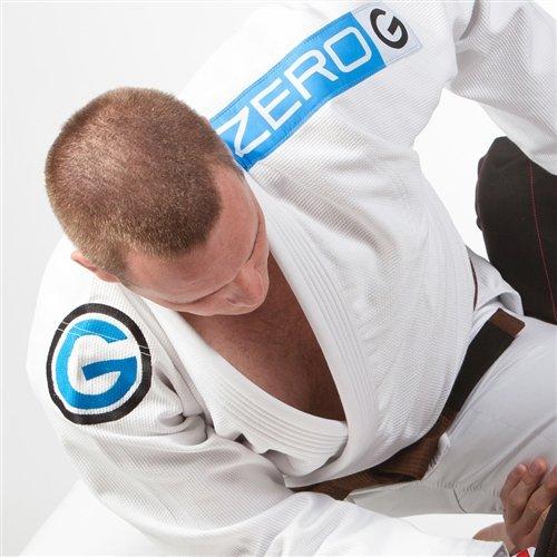 畳ホワイトゼロG v2 Superlight BJJ Jiu Jitsu Gi – a5 B00CZFCVXW