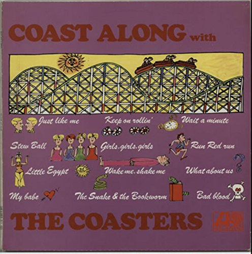 coast along with the coasters LP by ATCO