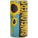 Jonsteen Company - Giant Sunflower Kit - Hundreds of Jumbo Sun Flower Seeds for Planting - Yields Edible Seed