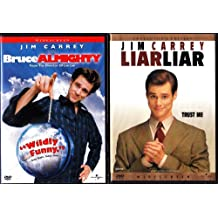 Liar Liar , Bruce Almighty : Jim Carrey 2 Pack Collection