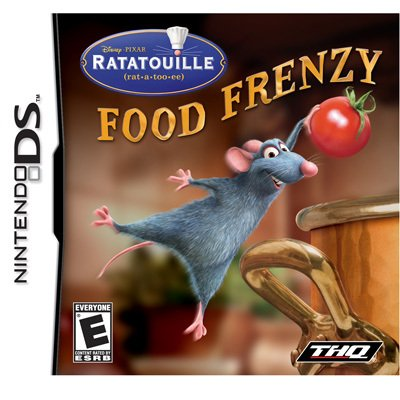 Ratatouille Food Frenzy - Nintendo DS