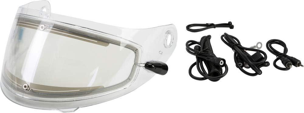 Gmax gm64 Electric Snowmobile Helmet Shield Clear
