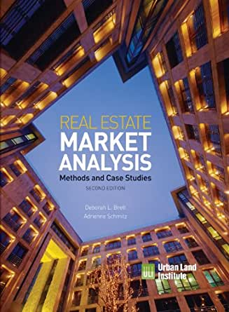 Amazon.Com: Real Estate Market Analysis: Methods And Case Studies