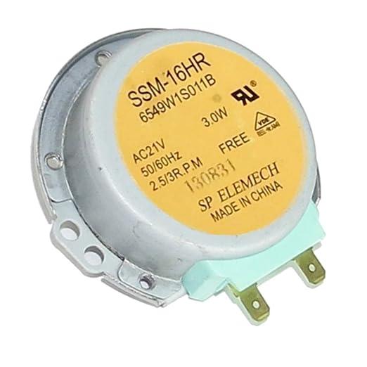 LGelectronics Motor Giratorio microondas LG 6549W1S011A SSM-16HR ...