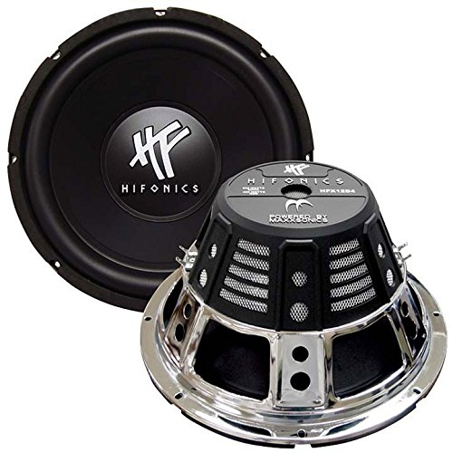 (12 Inch 800 Watt DVC Audio Car Subwoofer For Sound System Subwoofers 4 Ohm)