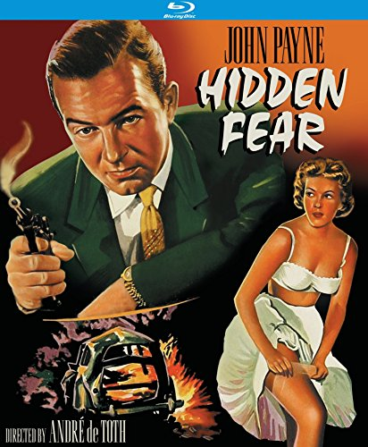 Hidden Fear [Blu-ray]