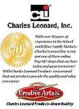Charles Leonard Ball Bearing Compass with Golf