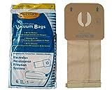 6 Electrolux Renaissance Microfiltration Style R Vacuum Bags +...