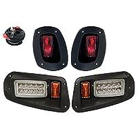 LED Adjustable Light Kit for EZ-GO RXV Golf Carts