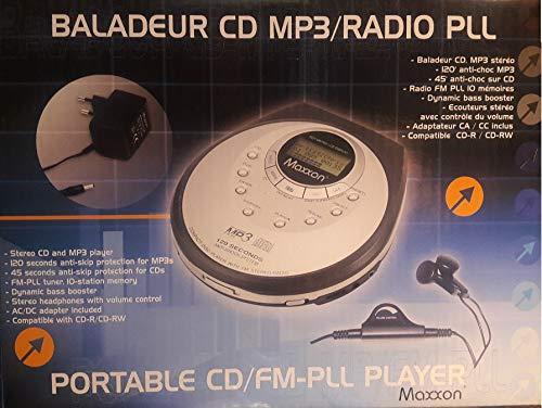 Baladeur CD discman + MP3 radio PLL