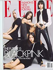Elle Magazine (October, 2020) the Future is Blackpink