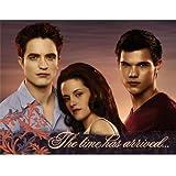 Twilight Breaking Dawn Party Invitations - Twilight Movie Invitations