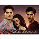 Twilight Breaking Dawn Party Invitations - Twilight Movie Invitations