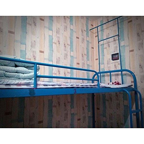 Simplelife4u Colorful Wood Grain Contact Paper Decorative
