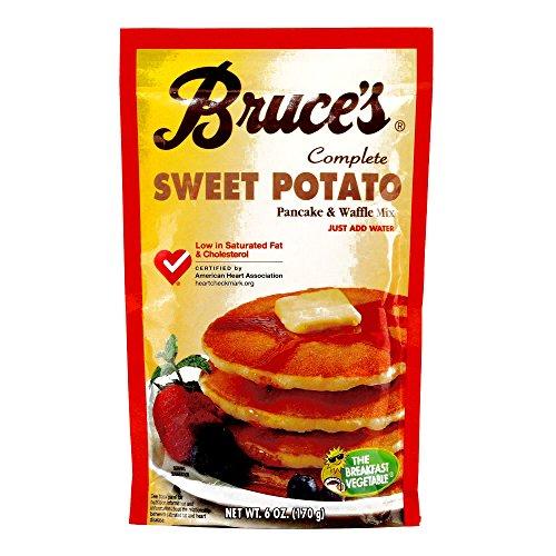 Bruce's Sweet Potato Pancake Mix (1 Item Per Order) - Bruces Sweet Potato