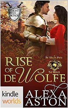 World of de Wolfe Pack: Rise of de Wolfe (Kindle Worlds Novella) by [Aston, Alexa]