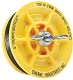 Oatey 270245 Cherne Gripper End of Pipe Plug, 4""