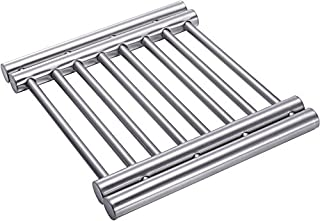 Pro Chef Kitchen Tools Trivets For Hot Dishes - Hot Plate Holder Metal Cooling Rack Expandable Trivet To Protect Counter Table Top Serving Of Instapot Slow Cookers - Instant Pots And Crock Pot Liners (B01KKCWIHU) | Amazon price tracker / tracking, Amazon price history charts, Amazon price watches, Amazon price drop alerts