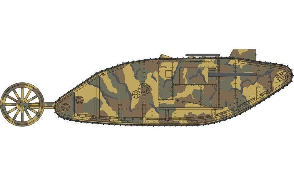Airfix A01315V WWI Male Tank