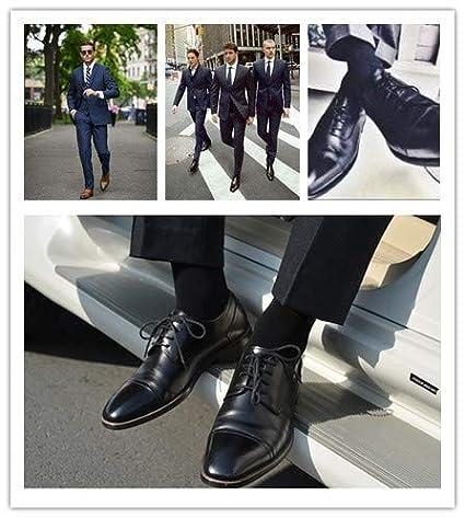 YOUCHAN Socken Herren Damen 10 paar Klassische Baumwollsocken Schwarz f/ür Business Arbeitssocken
