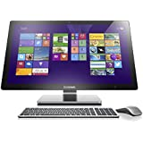 Lenovo A740 - 27 All-In-One Touchscreen Desktop - Intel Core i7 / 8GB DDR3L / 1TB HDD + 8GB SSHD / NVIDIA GeForce GT840A / 2MP Webcam / Windows 8.1