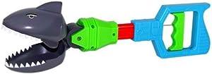 VEBE Kids Grabber Shark Alligator Claw or Dinosaur Fine Motor Hand Toy What's Hot (Shark)