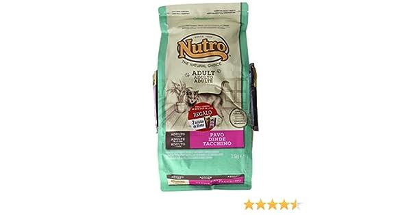 NUTRO - Pienso para Gatos Adultos Adult Pavo: Amazon.es: Productos ...