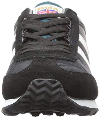 Boston Teal Black Noir Baskets Gola Basses Homme Grey 6wgxvq