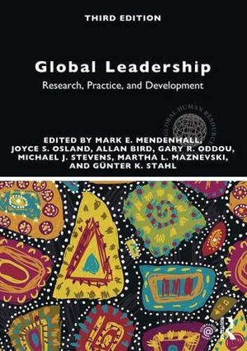 Global Leadership  Research  Practice  And Development  Global Hrm