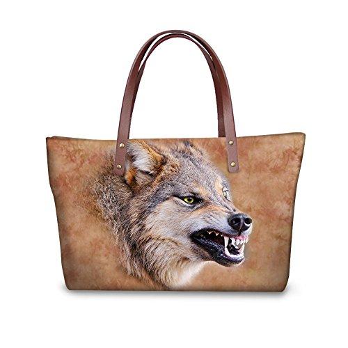 Shoulder School FancyPrint Bags Bags C8wcc3519al Stylish Women RwRUqSx