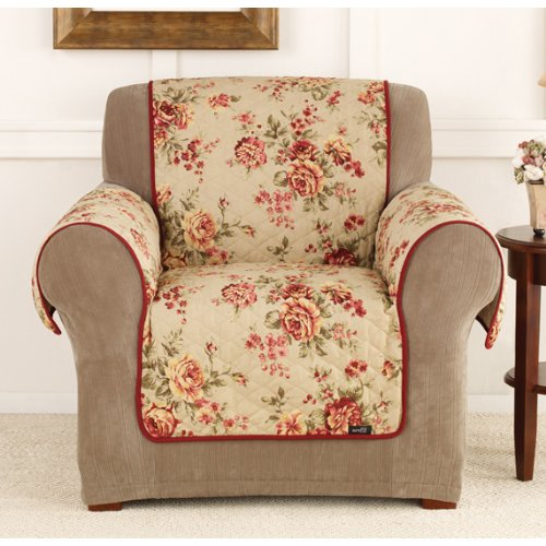 Lexington Wing Chair (Lexington Floral Pet Chair Cover)