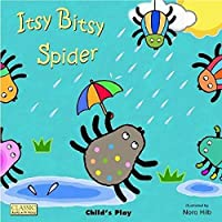 Itsy Bitsy Spider (Classic Books With Holes Board