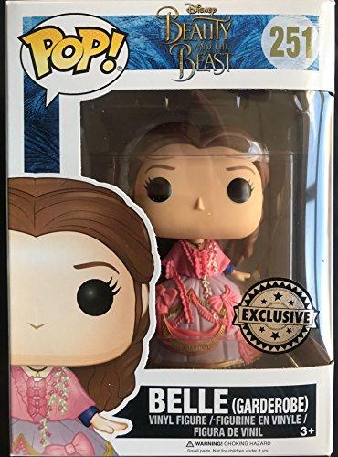 Funko POP! Belle Garderobe (Target Exclusive) - Exclusive Target