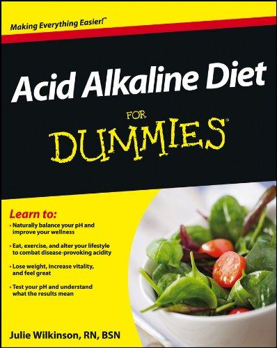 Download Acid Alkaline Diet For Dummies ebook
