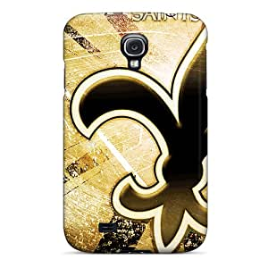 Great Hard Phone Case For Samsung Galaxy S4 (JhO8183jMbE) Customized Stylish New Orleans Saints Image