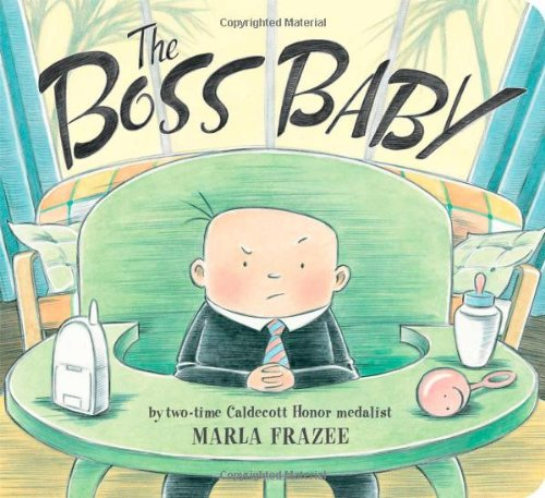 The Boss Baby (Classic Board - Business Air Academy