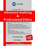 Advanced Auditing & Professional Ethics (CA-Final) (May 2017 Exams) (8th Edition 2017)