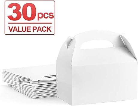 Amazon.com: Paquete de 30 cajas de regalo ValBox de papel ...