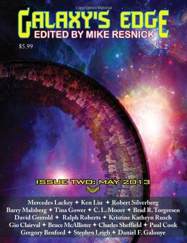 Galaxy's Edge Magazine: Issue 2 May 2013