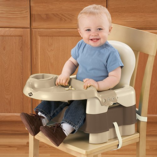 Safety 1st Sit, Snack, and Go Convertible Booster Seat in Decor (Cheap Table Dining To And Buy Where Chairs)